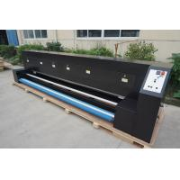 Quality 3.2m Width Roll To Roll Dye Sublimation Equipment 2KW Power For Fixation for sale