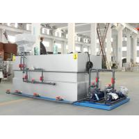 China Simple  Flocculant Automatic Chemical Dosing System , Chemical Feed Systems on sale