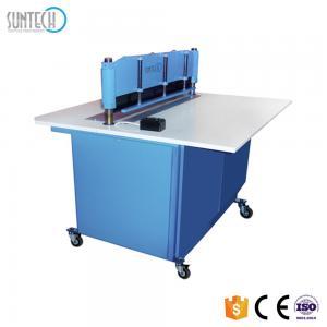 China SUNTECH Motorized fabric die cutting machine on sale fabric cutting table whatsapp:+8615167191274 on sale