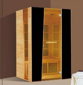 Quality 2 Person Far Infrared Sauna Cabin for sale