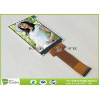 Quality Thin and Narrow 4.0 Inch Resolution 480 * 800 IPS LCD Display 40 Pin RGB Interface TFT Screen for sale