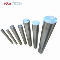 Quality High Quality ASTM B348 Gr2 Gr5 Forged Round Titanium Bar for Sale for sale