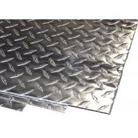 Quality Soft Aluminum Diamond Plate Lightweight 1100 Aluminum Coil With PVC Coating for sale