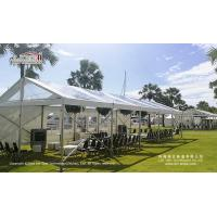 Hot Sale 20x20ft 30x30 feet Clear Roof Tent for Samoa Event