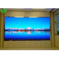 Quality Moistureproof Indoor RGB Large P4 led Display Screen for Conference for sale