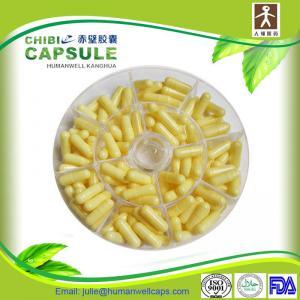 China Halal empty capsule Pharmaceutical Green Drug Gelatin Empty Capsule 0# on sale