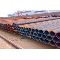 Quality Seamless 16Mn Alloy Steel Piping JIS 5M - 12M Length Galvanized for sale