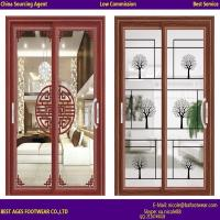 Quality 2015 Beautiful High Quality aluminum residential modern room door designs for sale