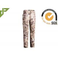 Security Highlander Military Tactical Pants For Male Training With Adjustable Waist