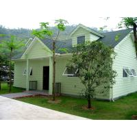 Quality Luxuary Style Prefabricated Light Steel Structure Villa from China for sale