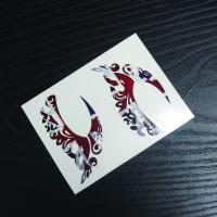Quality Beautiful Temporary Eye Makeup Tattoos Stickers Customized Color And Size for sale