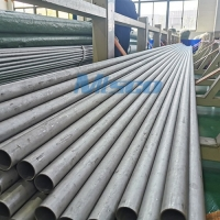 Quality Nickel Alloy 625/UNS N06625 Heat Exchange Cold Rolled Tube For Pressure Vessel for sale