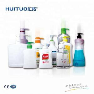 Quality Huituo automatic bottle filling capping machine for cleanser essence, liquid dishwashing detergent for sale