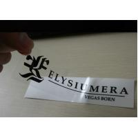 Quality Waterproof transparent Vinyl Car Sticker , Clear removable vinyl auto decal for sale