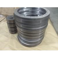 Buy cheap Stainless Steel Rack Metal Spur Gear Hardened Tooth Surface Precision Casting from wholesalers