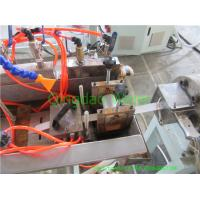 Quality Energy Saving Customized Plastic Sheet Production Line For PVC Edge Lipping for sale