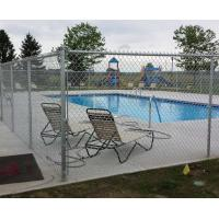 Quality Chain Link Security Fence for sale