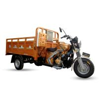 Buy Energy Saving Three Wheel Cargo Motorcycle Heavy Loader 200cc Tricycle Trikes at wholesale prices
