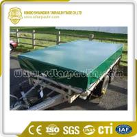 Quality High Strength Mildew Resistant Poly Trailer Tarp for sale