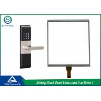 Quality Film Glass ITO Touch Panel Digital Resistive Bright Scratch Resistant 3.8'' for sale