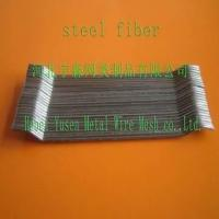 Quality Steel Fiber for Reinforced Concrete for sale