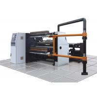 Quality Paper / Plastic Film Slitting And Rewinding Machine For PET PVC And Package Industry for sale