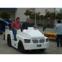 Buy cheap Hydraulic Steering Diesel Tow Tractor 25 KN Draw Bar Pull Armored Design from wholesalers