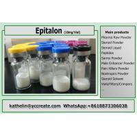 China Peptides Epitalon For Anti Aging Human Growth Hormone 307297-39-8 10mg / Vial on sale