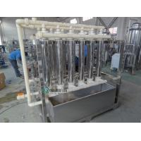 Quality Ectric Drinking Water Purifying Machine , 8 Tons Water Purify Plant for sale