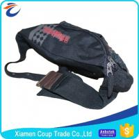 Quality Polyester Sports Mens Waist Bag / Running Waist Bag Customized Color 36x16x2 Cm Size for sale