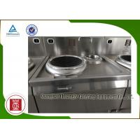 Commercial Kitchen Equipment One Burner Small Wok Induction Cooker ...