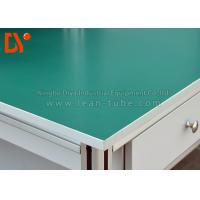 Quality Table Panels Esd Countertop Green Color Polywood Material High Performance for sale