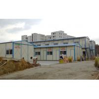 China fast assembly 25 years green K prefab eco homes for workers camp on sale