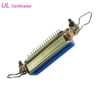 Quality 36 Pin Centronic Female Connectors PCB Straight Type 14pin 24pin 50pin for sale