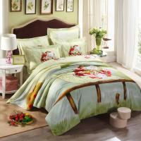 100 Percentage Cotton Home Bedding Comforter Sets With Sheets Queen