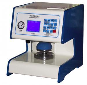 China Corrugated Box Package Testing Equipment Bursting Strength Testing Machine on sale