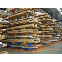Quality Adjustable Reusable Double Side cantilever shelving for plastic storage for sale
