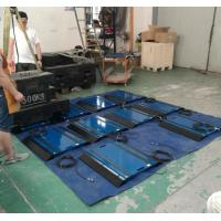 Buy cheap Aluminum Portable Axle Weighing Scales 10 Ton 800 × 350 × 22mm For Vehicles from wholesalers