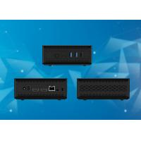 Quality Professional Quiet Fanless Mini PC Up To 16GB DDR4 SO-DIMM DC12V2.5A for sale