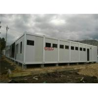 Buy 20 Ft Prefab Smart Prefab Container Homes Removable Modular Tiny Prefab Homes at wholesale prices