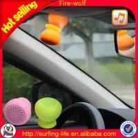 China 2014 best selling portable bluetooth speaker as car speaker stick on glass on sale