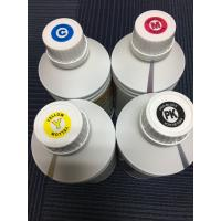 Quality Garment Sublimation Digital Printing Inks Wash Resistant For Indoor Outdoor Post for sale