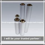 Quality Magnetic sheet; Flexible rubber magnet roll Бумага магнитная для струйных принтеров в рулонах for sale