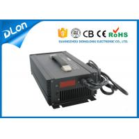 China high power 2000W 100amp battery charger 12v 48v 30amp 60v 25amp electric scooter electric motorcycle charger wholesale on sale