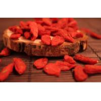 Quality Thick Red Goji Berry Wolfberry / Fructus Lycii Goji Berries Dried SDG-R220 for sale