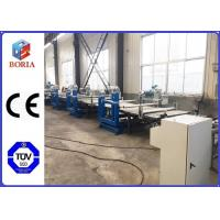 Quality Customized Conveyor Belt Machine 1200-2400mm Max. Belt Width Reciprocating Working Mode for sale