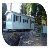 China Livable Prefab Mobile Homes / Green Custom Mobile Homes For Family on sale
