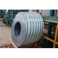 Buy cheap 201 / 202/304 / 304L/430/409L/410S/ Cold Rolled Stainless Steel Strips PE Film For Chemical Industry from wholesalers