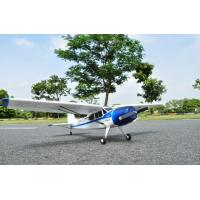 Quality 2.4Ghz Battery Powered Brushless 4ch RC Airplanes Yak-12 With Steering Tail Wheel for sale