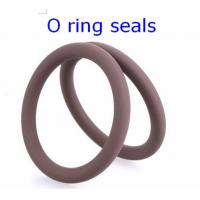 Buy cheap ORK Metric O-Ring Seals For Automobile , High Temperature O Rings IIR 70 from wholesalers